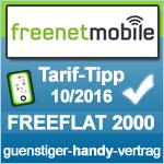 Tarif Tipp Oktober 2016 Freenetmobile