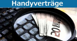 Tarifrechner für einen günstigen Handyvertrag